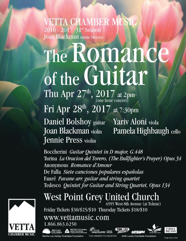 Vetta Poster - Apr